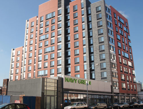 Navy Green Team Wins ULI Award for Excellence in Housing Development
